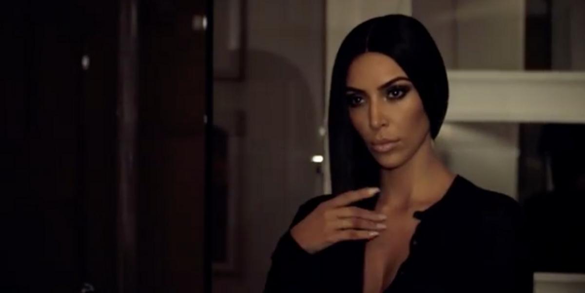 Watch: Pat McGrath Names Kim Kardashian Her New Muse