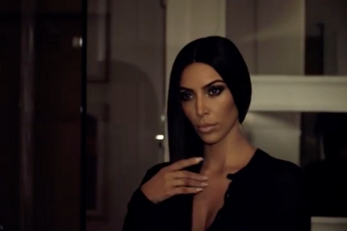 Watch: Pat McGrath Names Kim Kardashian Her New Muse