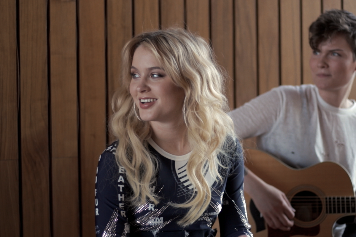 Zara Larsson Talks Feminism, High School and Why She Has No Filter
