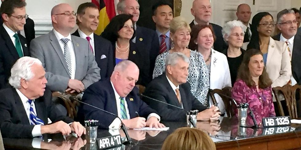 It's Official: Republican Governor Bans Fracking in Maryland