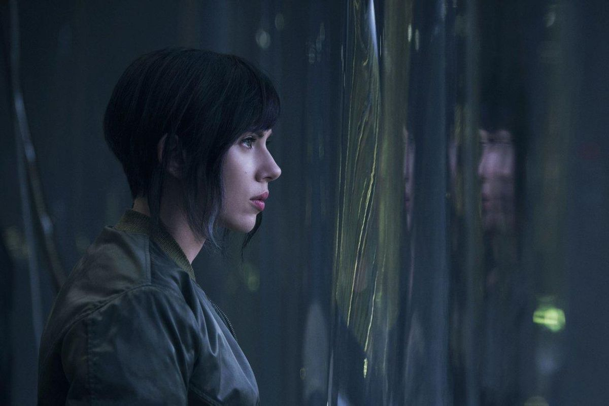 """Paramount Exec Claims """"Ghost in the Shell"""" Box Office Flop was Due to Whitewashing Controversy (No Shit)"""