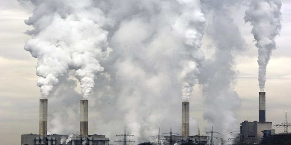 17 States Raise Hell Over Clean Power Plan