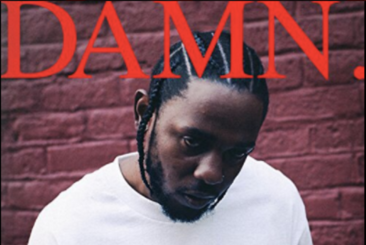 Stream Kendrick Lamar's New Album, 'DAMN.'