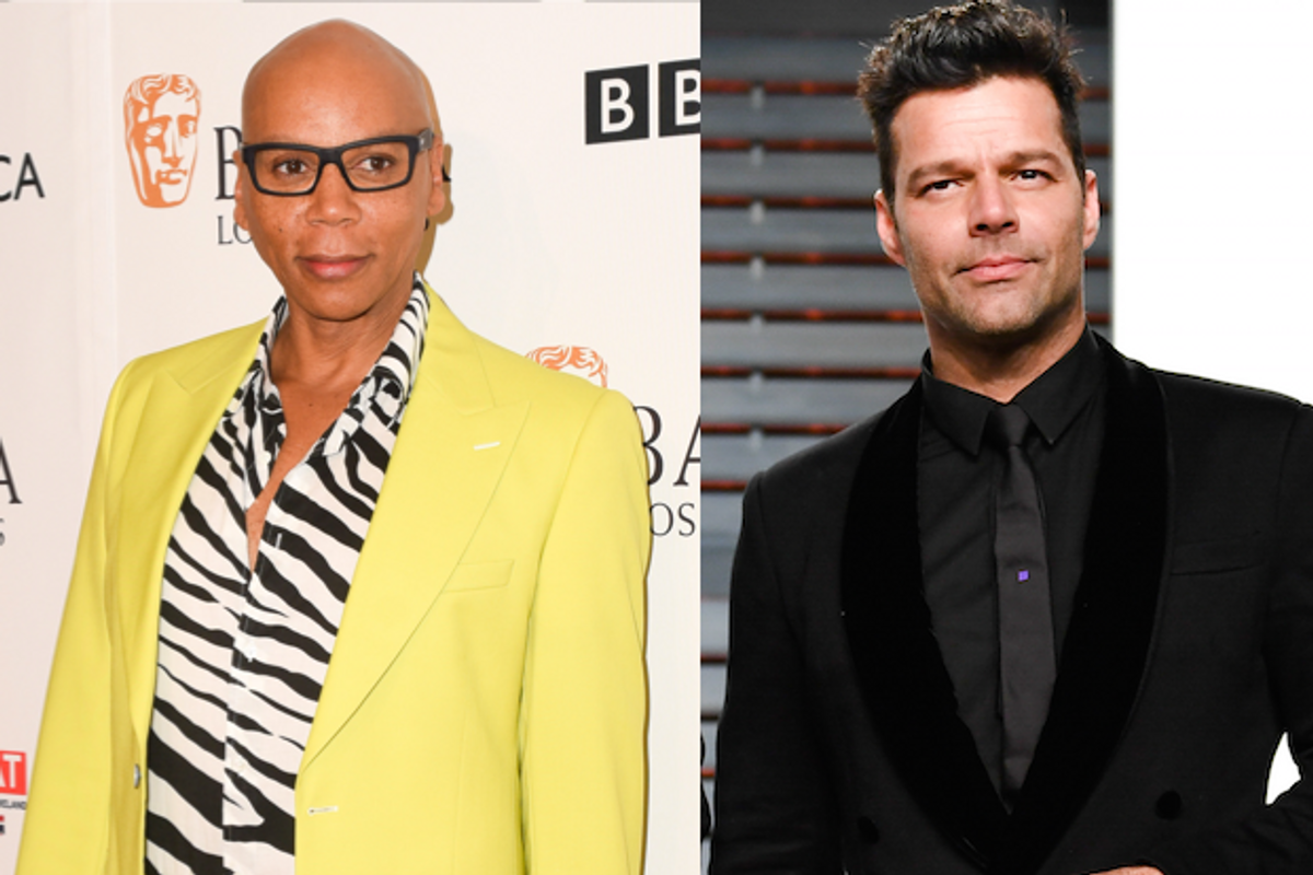 VH1 Announces RuPaul is Back and a Ricky Martin Reality Show is Coming