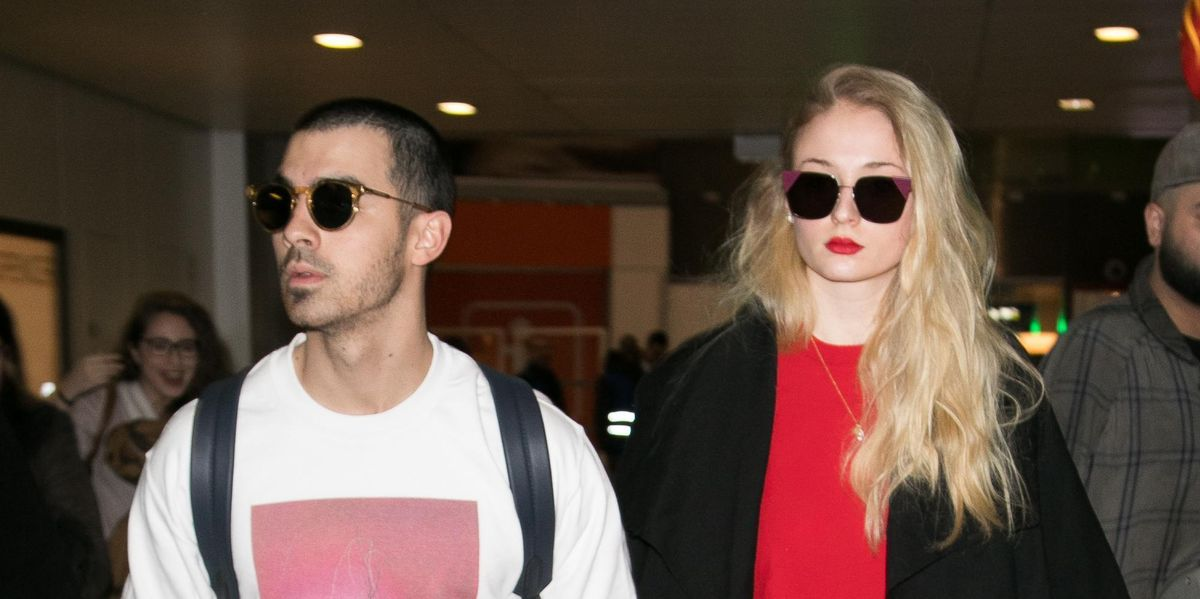 Joe Jonas Invited Girlfriend Sophie Turner To Join The PEN15 Club