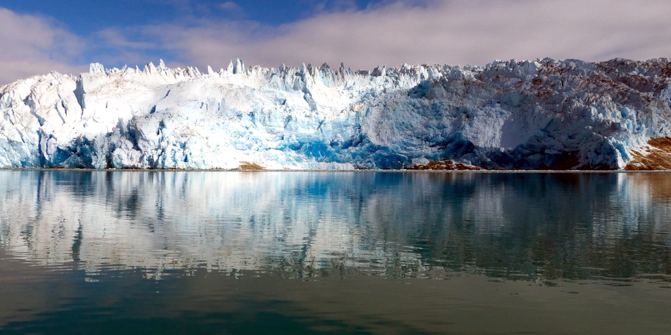 Greenland's Coastal Glaciers in Terminal Decline