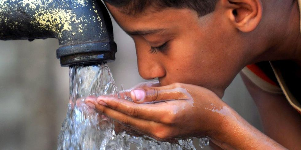 2 Billion People Drink Contaminated Water, Says WHO