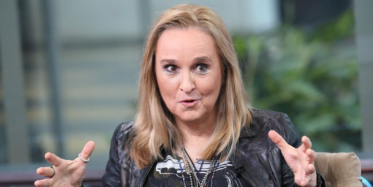 Melissa Etheridge Likes to Get Stoned with Her Two Adult Children