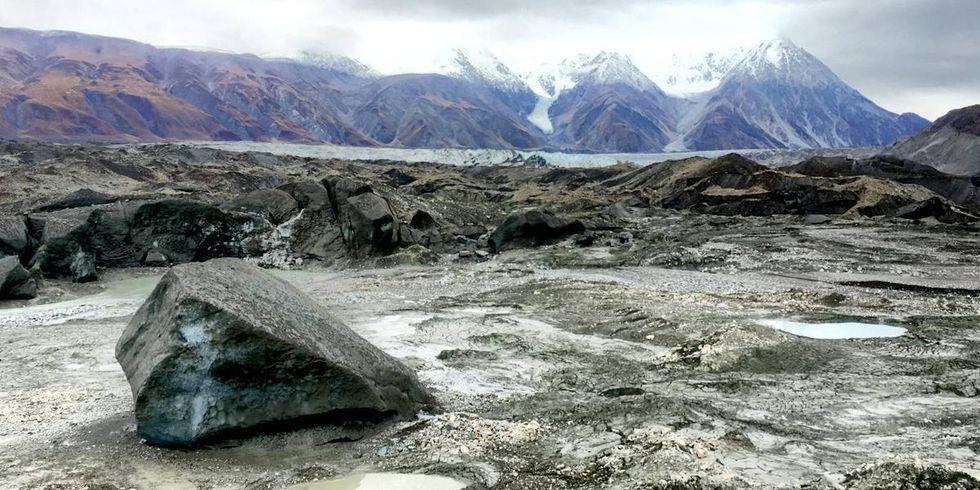 Human-Caused Climate Change Reroutes Entire River for First Time on Record