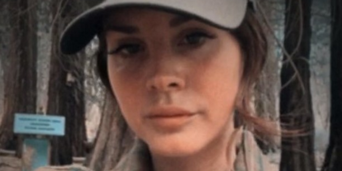 Lana Del Rey Wrote A Song In The Forest On Her Way Home From Coachella
