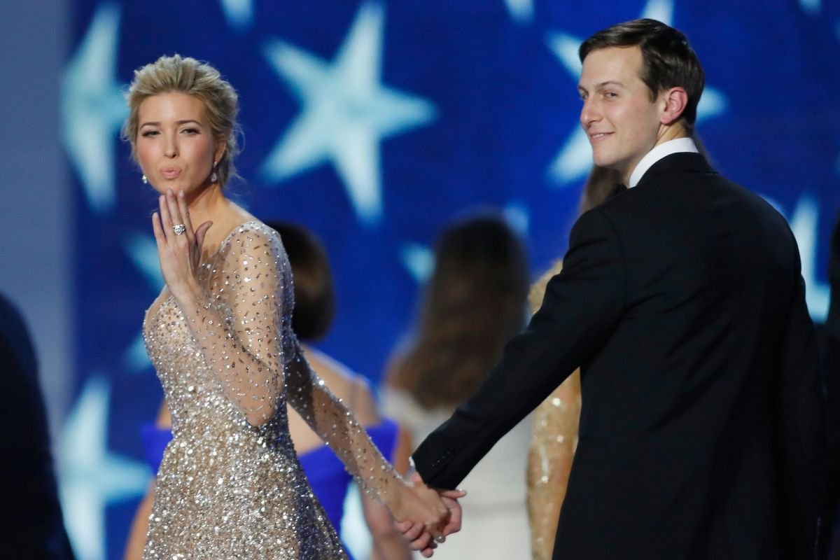 Ivanka Trump Meets with Chinese President, Can Now Conveniently Sell Her Clothes in China