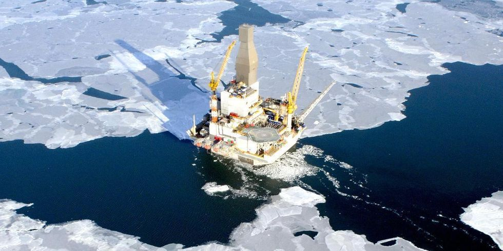 Alaska Senators Introduce Bill to Expand Offshore Oil Drilling in Arctic Ocean and Cook Inlet
