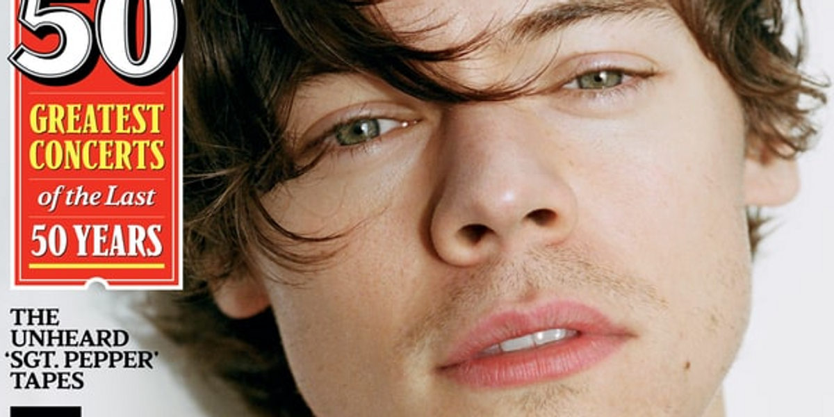 Harry Styles Talks Taylor Swift and His Disappointment in Zayn in New Rolling Stone Profile