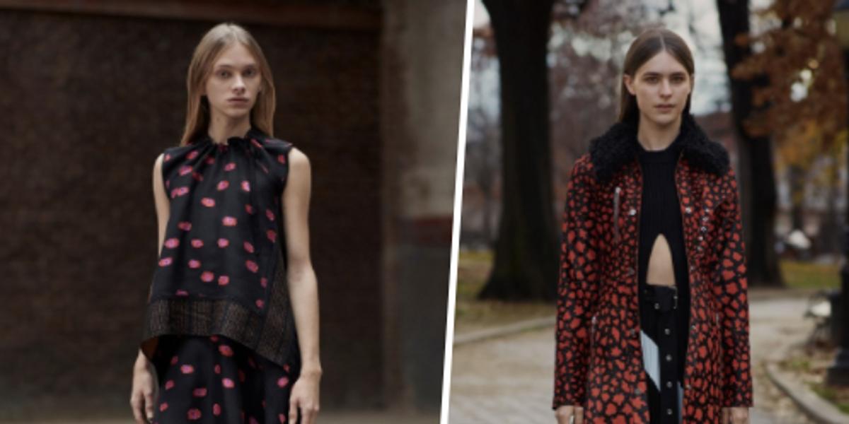 Proenza Schouler's New Lookbook Features Three Transgender Models