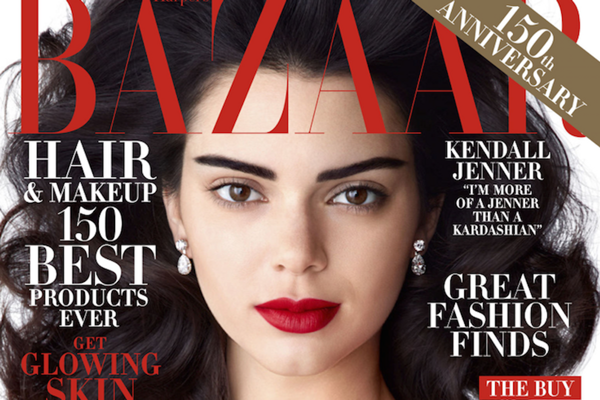 "Kendall Jenner Talks Heartbreak and Anxiety for Harper's Bazaar: ""I Thought I Was Going to Kill Myself"""
