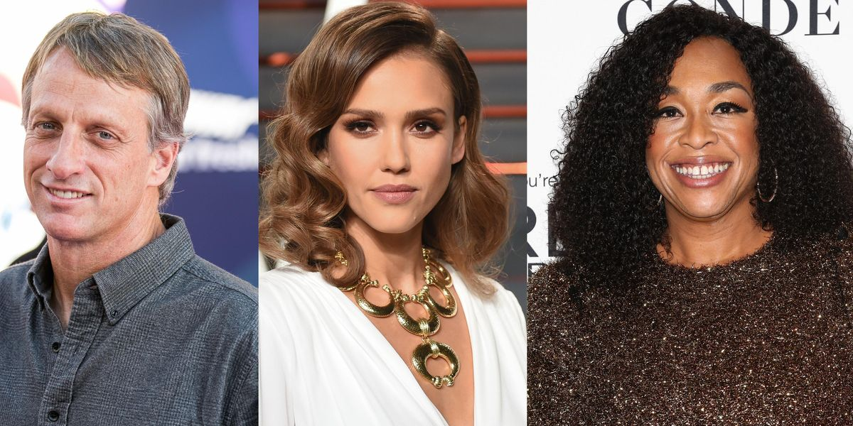 Shonda Rhimes, Tony Hawk and Jessica Alba Share Advice For the Modern Entrepreneur