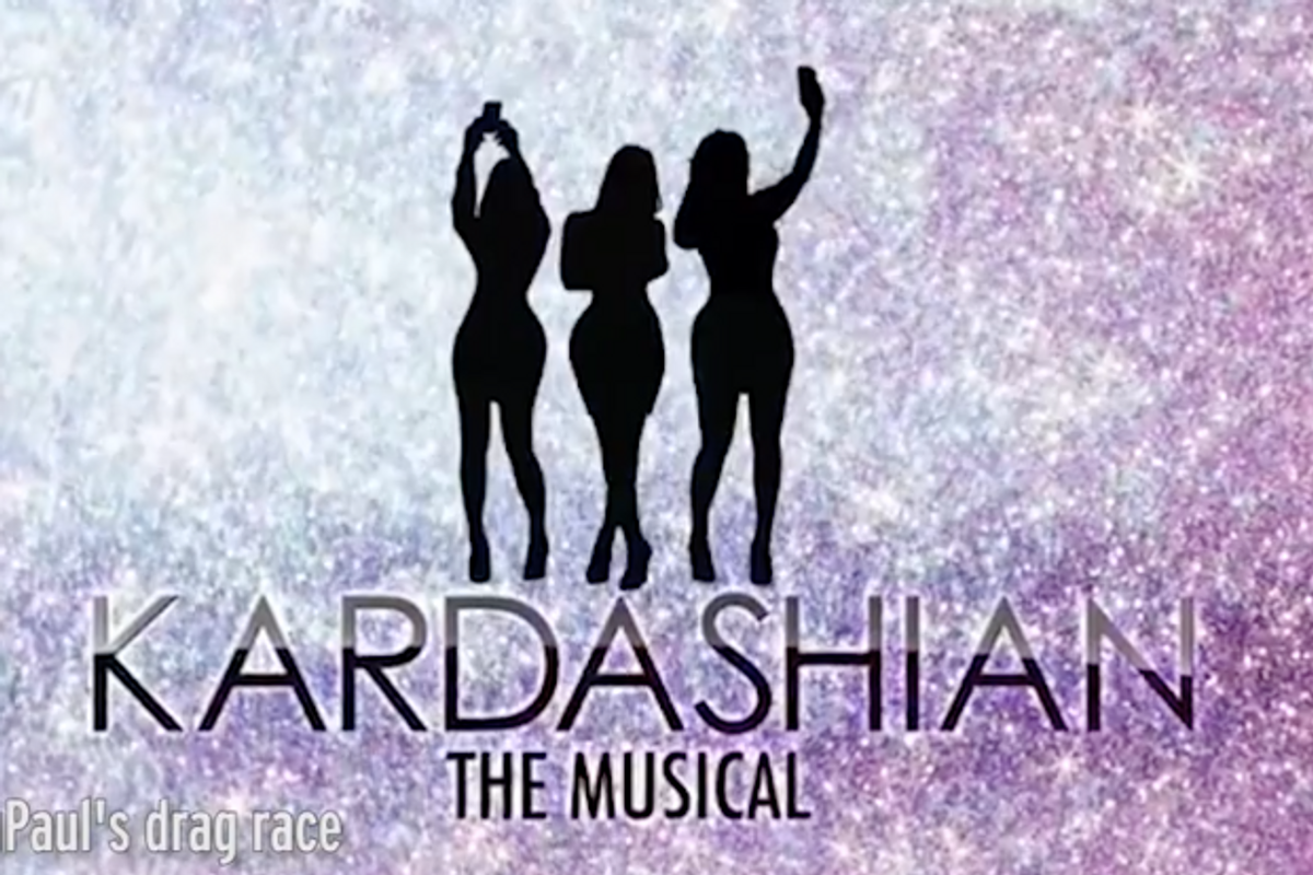 Prepare Yourself for A Kardashian-Themed Musical