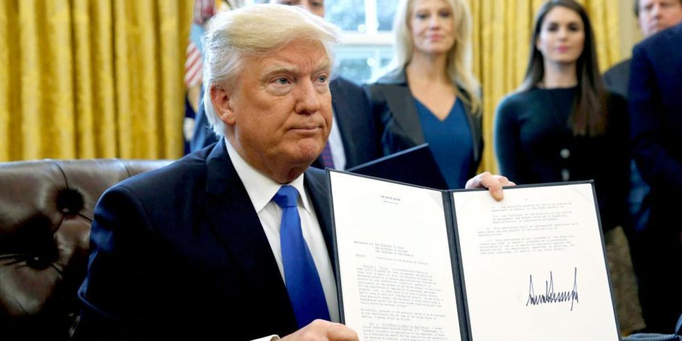 Trump's 100 Days of Harm: Enough Is Enough