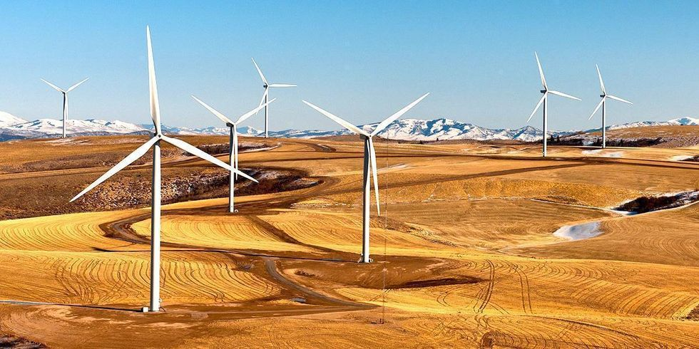 11 Reasons to Celebrate Wind Energy's Record Year