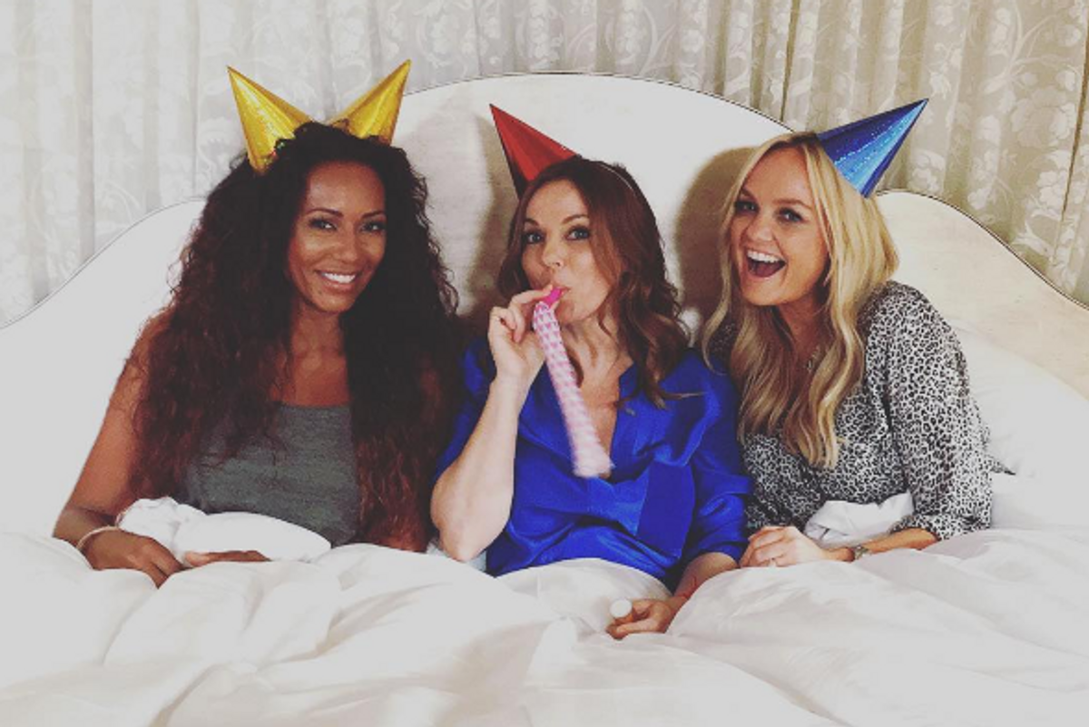 It's Official: The Spice Girls Reunion Is Actually Happening