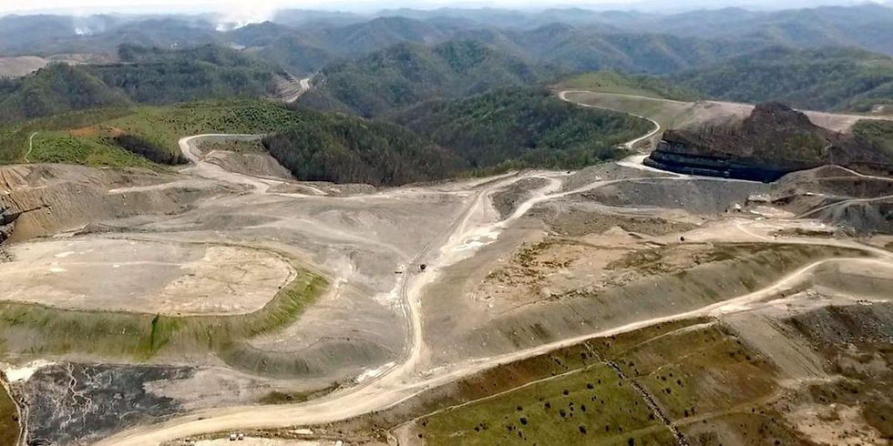 Mountaintop Removal Site Could Become Kentucky's Largest Solar Farm