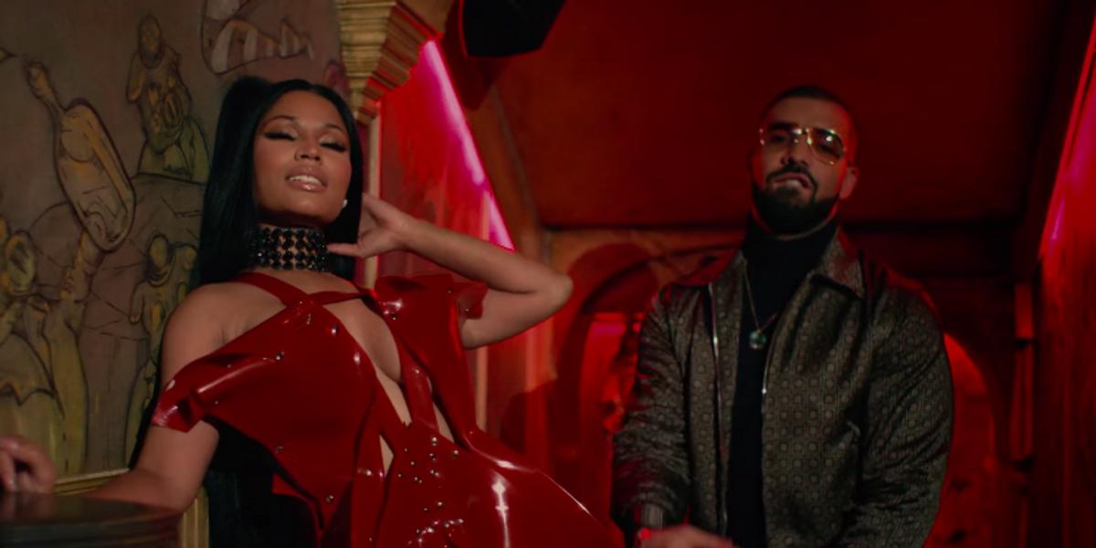 How on Earth did Nicki Minaj, Drake and Lil Wayne Manage to Make a Music Video That's Kinda Average?