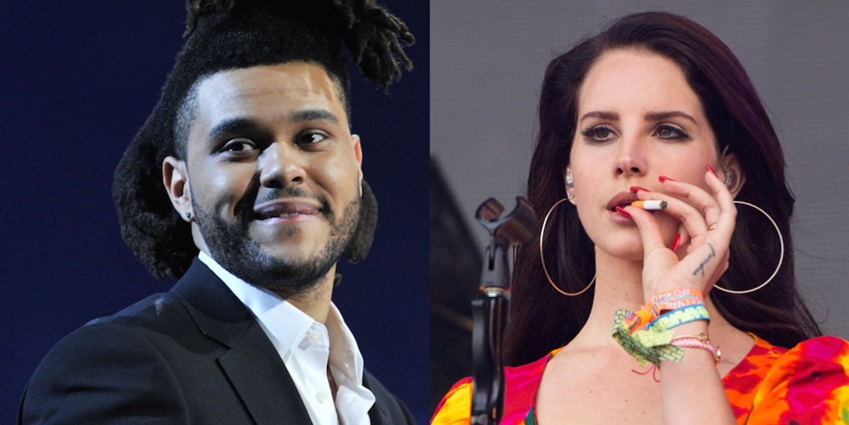 """Stop Everything: Lana Del Rey's Album Title Track """"Lust For Life"""" with The Weeknd is Here"""