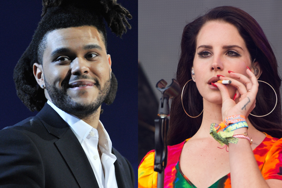 "Stop Everything: Lana Del Rey's Album Title Track ""Lust For Life"" with The Weeknd is Here"