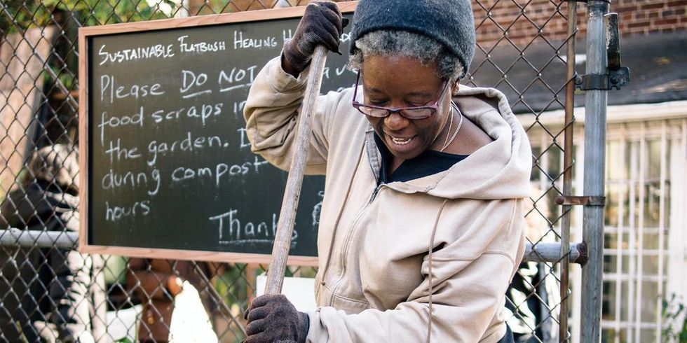 Urban Farmer Transforms Community Into Thriving Local Food Haven