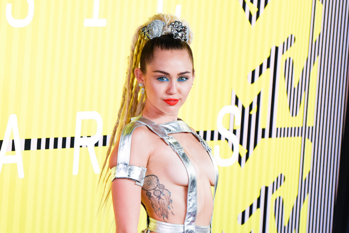 Miley Cyrus is the Latest Celebrity to Have Nude Photos Leaked
