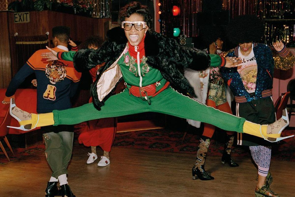 Gucci's Pre-Fall Campaign is An Homage to Black Youth Culture