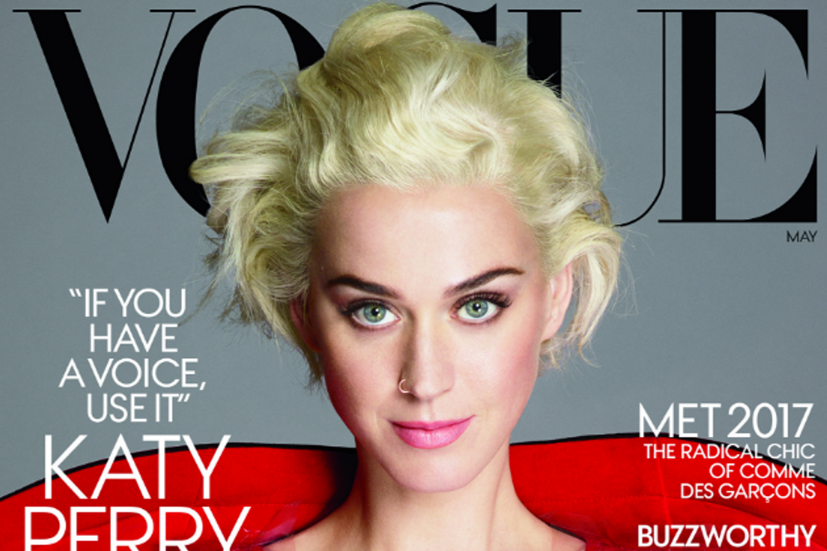Katy Perry Says The Election Triggered Her Childhood Trauma