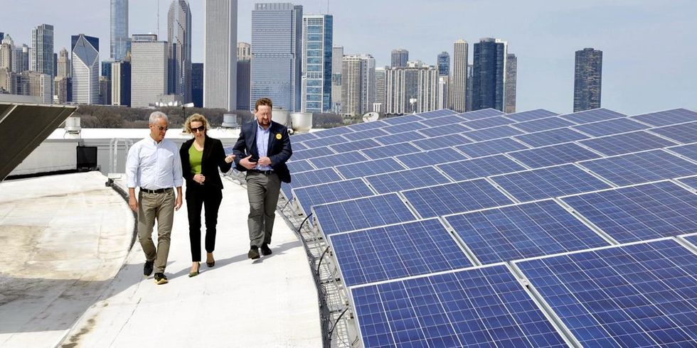 Chicago Takes Giant Step Towards Becoming 100% Renewable