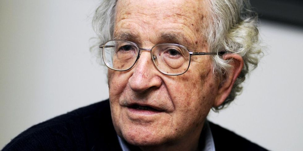 Noam Chomsky: Can the World Survive America's Anti-Science Agenda?
