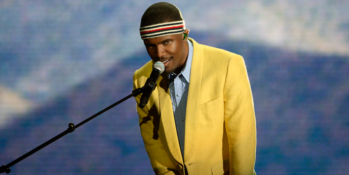 Listen to Brand New Frank Ocean Bangers Featuring Young Thug and Travis Scott because Damn