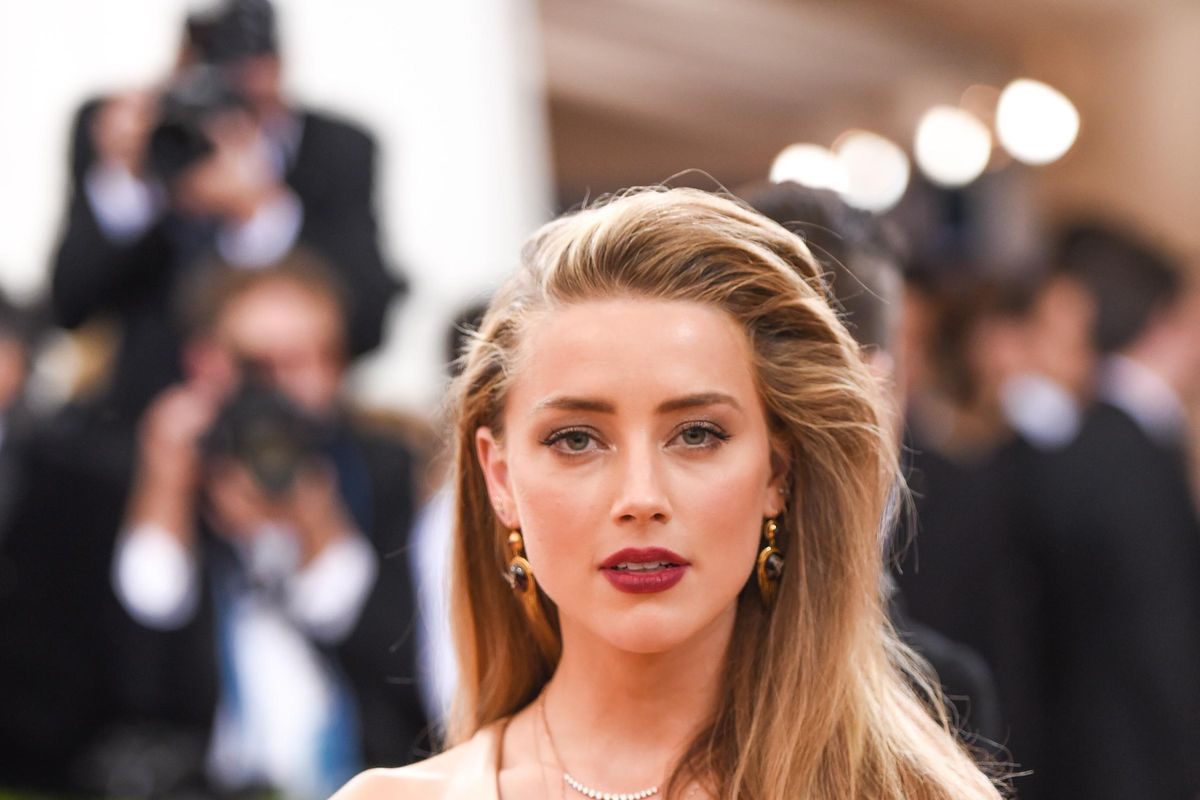Amber Heard and Elon Musk Are Instagram Official
