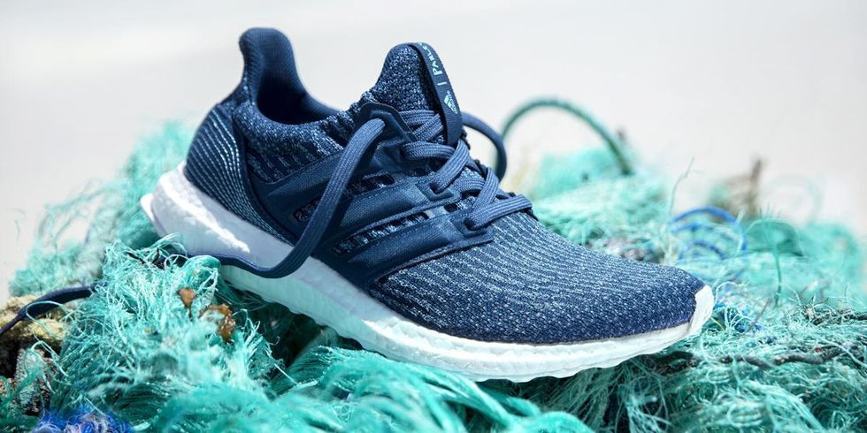 How This Shoe Company Is Tackling the World's Ocean Plastic Crisis