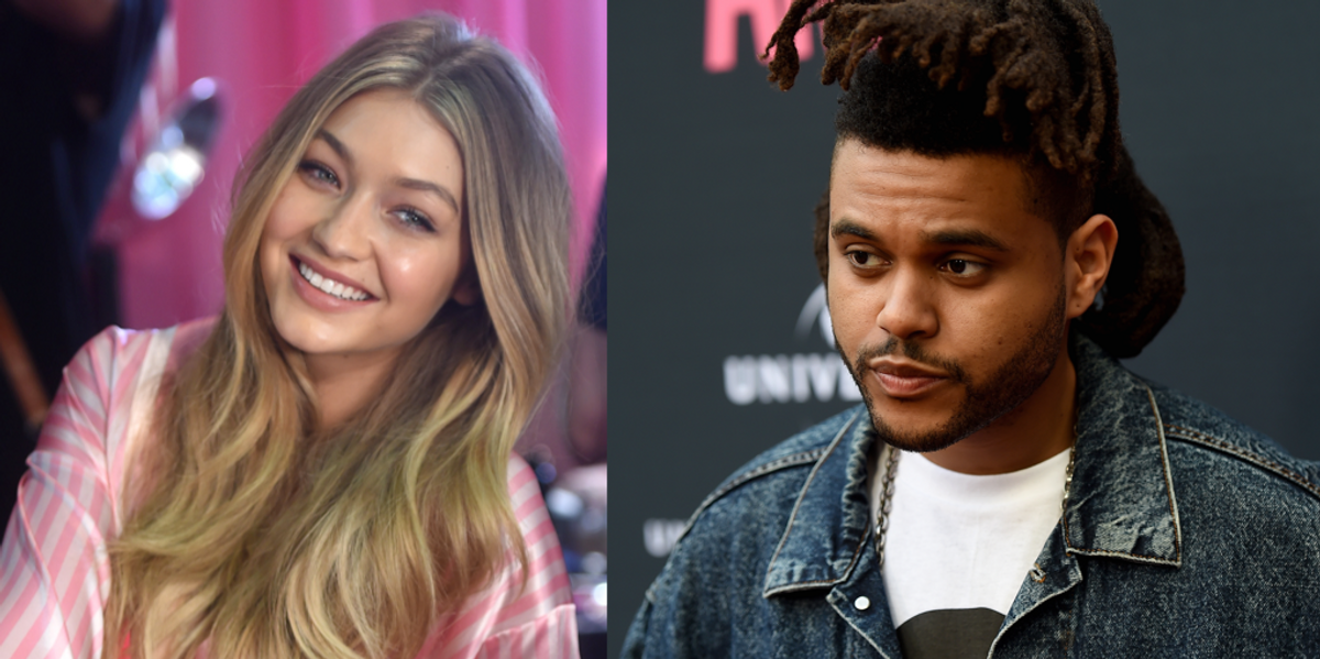 Well, Well, Well, The Weeknd is Clearly Still Cool With Gigi, Just Not Bella