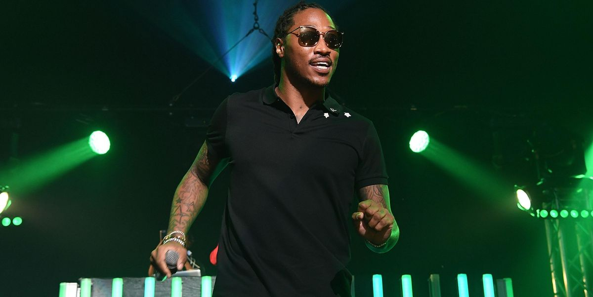 """Future Danced For The """"Mask Off"""" Challenge and It Was Magical"""