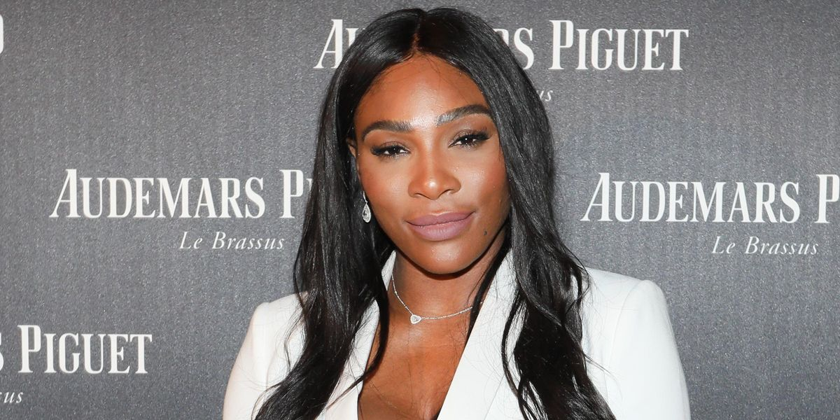 Serena Williams Responds to Racist Comments About Her Unborn Baby