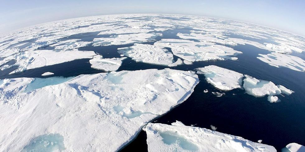 Extreme Arctic Melt Could Increase Sea Level Rise Twice as Fast as Previously Estimated
