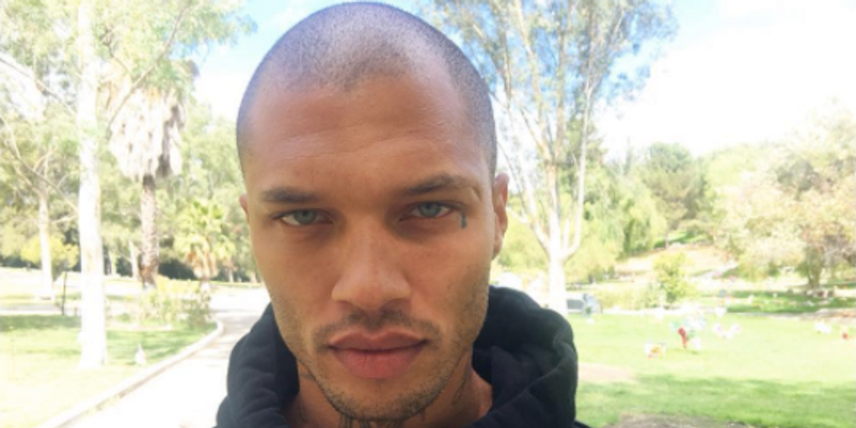 Jeremy 'Hot Felon' Meeks Deported From the UK