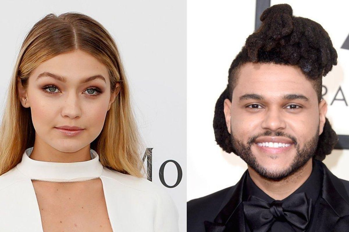 """Want to Instantly Generate Publicity? Make Like Gigi Hadid and Misspell Someone's Name As """"Abel"""""""