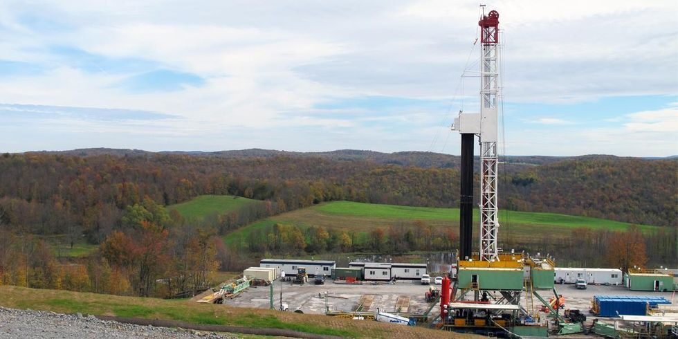 What if Fracking the Marcellus Shale Doesn't Pan Out?