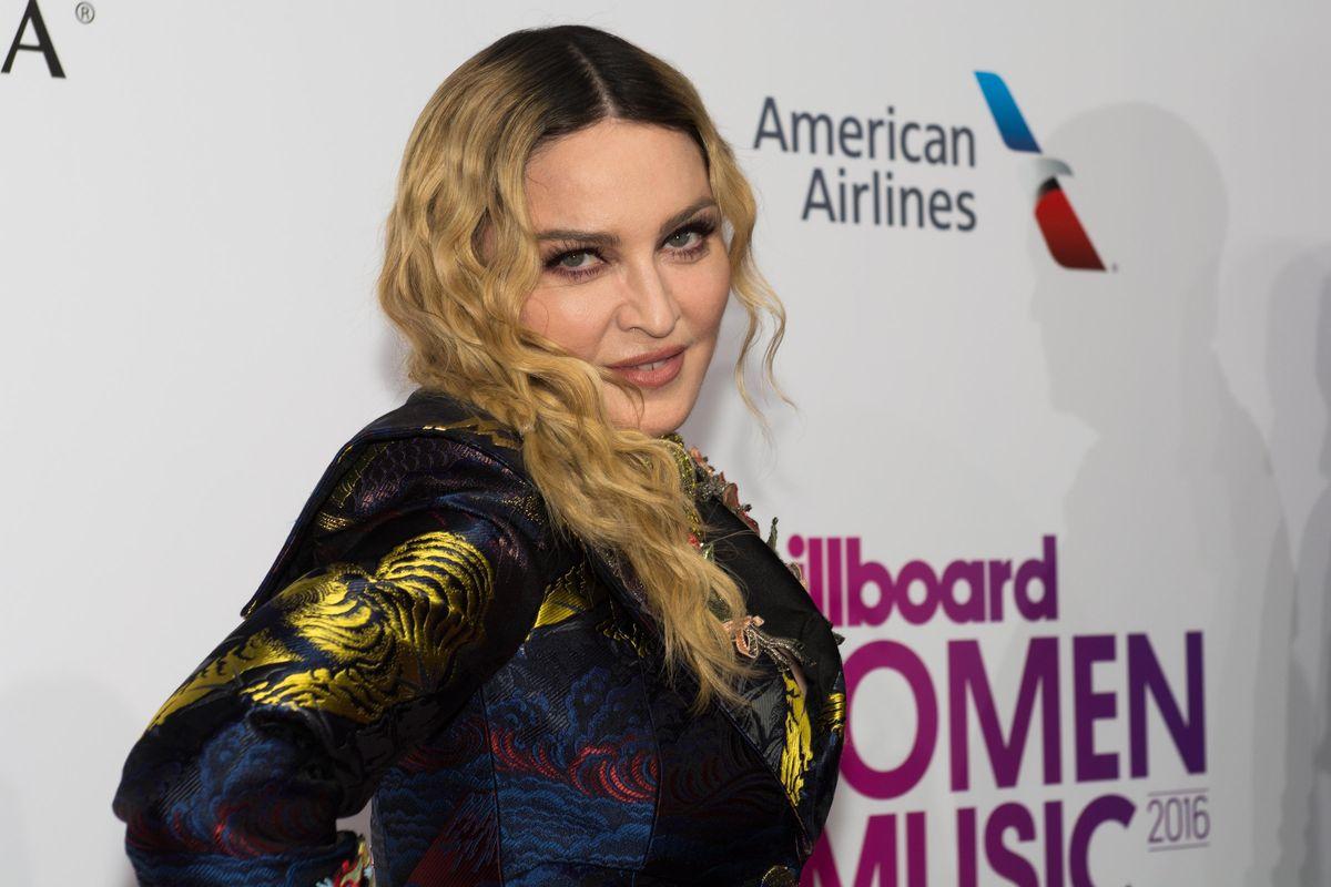 Madonna Slams Upcoming Universal Biopic