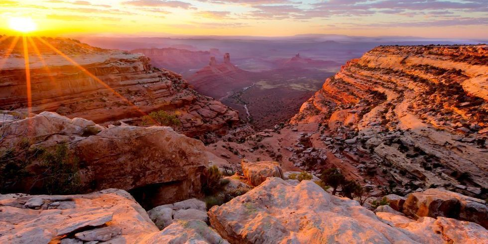 Trump Signs Executive Order Targeting National Monuments, Could Open Up Lands for Oil and Gas Development