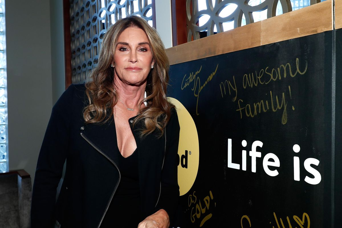 Caitlyn Jenner Thinks a Career in Politics Might Be Her Next Step