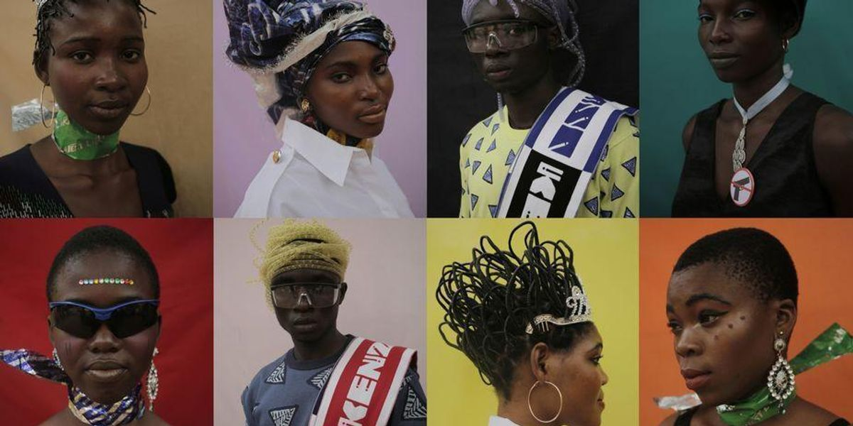 Kenzo Explores Life in Nigeria for Most Recent Fashion Film