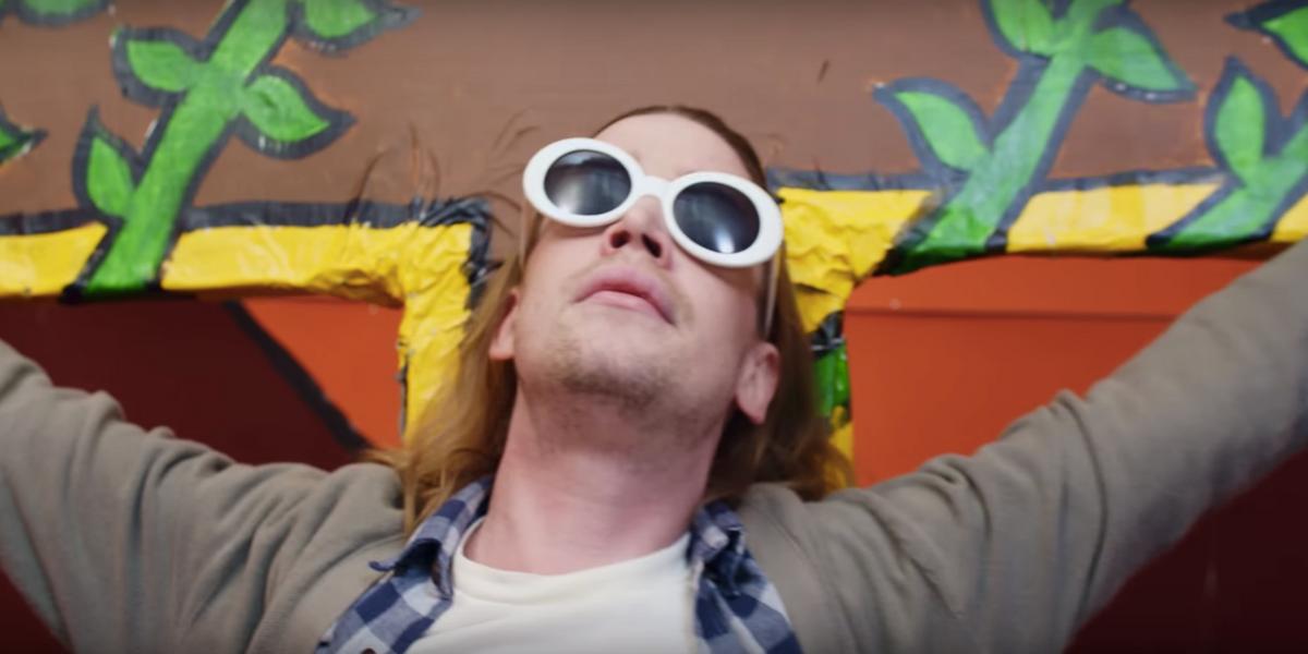 Watch Macaulay Culkin Get Crucified As Kurt Cobain In Crazy New Father John Misty Video