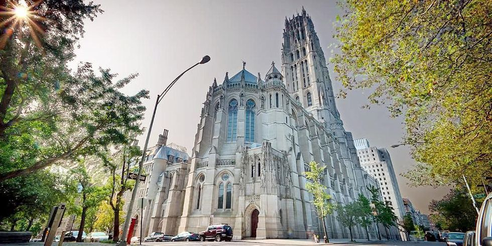 Church Founded by Rockefellers Divests From Fossil Fuels